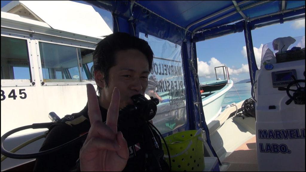 石垣島海洋研修④